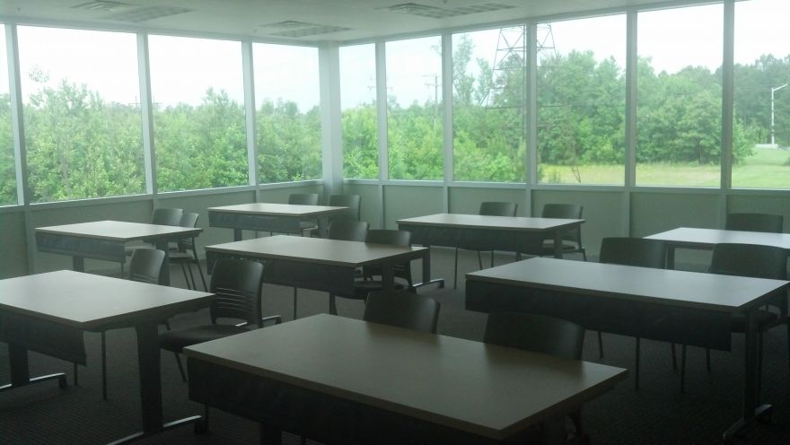 Class and Conference rooms