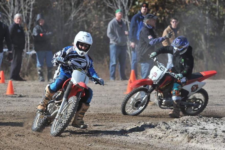 NCCAR Dirt Bike Training