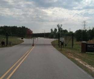 NCCAR Secure Entrance